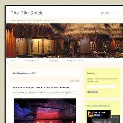 The Tiki Chick
