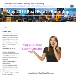 May 2019 Real Estate Knowledge Share