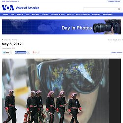 May 8, 2012 « Day in Photos