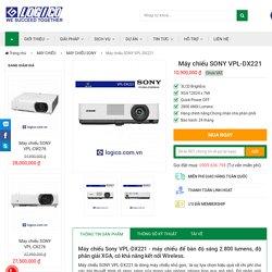 Máy chiếu SONY VPL-DX221 - Hàng Chính Hãng Giá Tốt