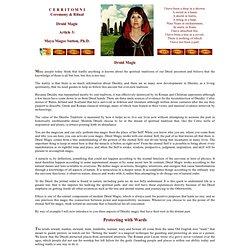 Maya Magee Sutton: Druid Magic