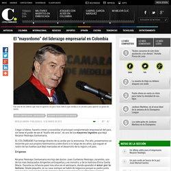 """El """"mayordomo"""" del liderazgo empresarial en Colombia"""