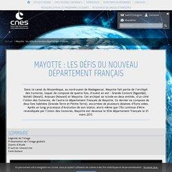 Mayotte : les défis du nouveau département français
