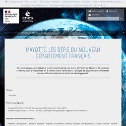 Mayotte, les défis du nouveau département français