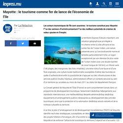 Mayotte : le tourisme comme fer de lance de l'économie de l'île