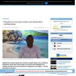 Mayotte veut s'ouvrir au tourisme