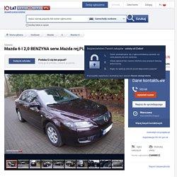 Mazda 6 I (2002-2008) 24500 PLN. Warszawa