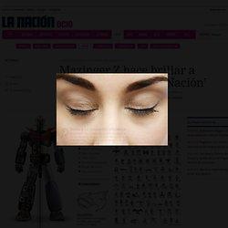 Mazinger Z hace brillar a infografistas de 'La Nación'