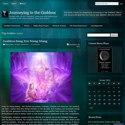 Journeying to the Goddess