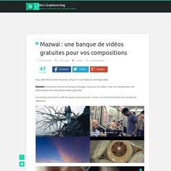 Mazwai : une banque de vidéos gratuites pour vos compositions