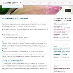 MBSR » Pleine Concscience MBSRPleine Concscience MBSR