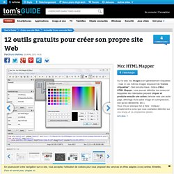 HTML Zone cliquable