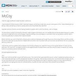 McCoy - MDC