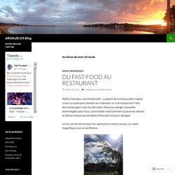 ARNAUD LFA Blog