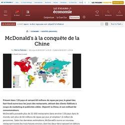 McDonald's à la conquête de la Chine