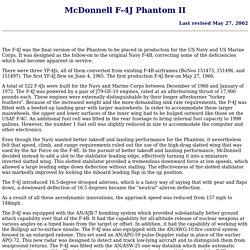 McDonnell F-4J Phantom II
