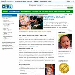 Pediatric Skilled Nursing