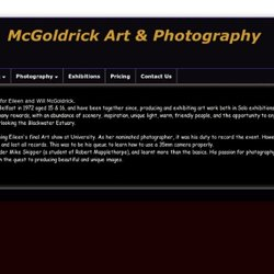 McGoldrick Art and Photography