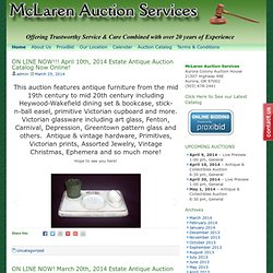 McLaren Auction Services
