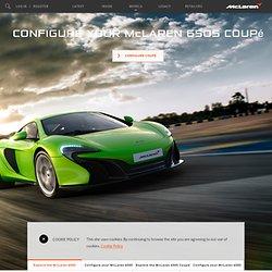 Explode - McLaren Automotive.com