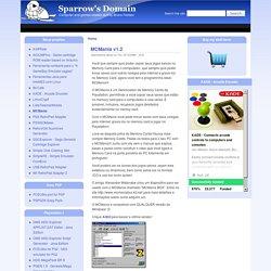 Sparrow's Domain