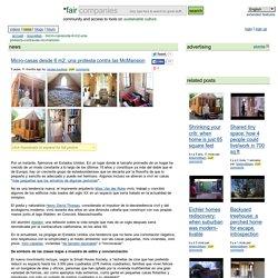 Micro-casas desde 6 m2: una protesta contra las McMansion - news - *faircompanies
