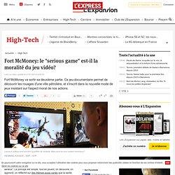 """Fort McMoney: le """"serious game"""" est-il la moralité du jeu vidéo?"""