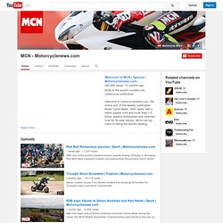 motorcyclenewsdotcom's Channel