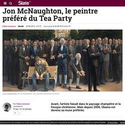Jon McNaughton, le peintre préféré du Tea Party