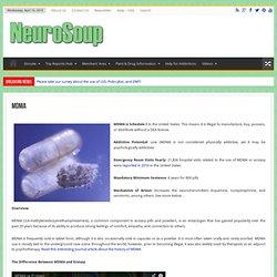 MDMA Main Page