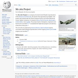 Me 262 Project