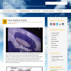 Our Hollow Earth