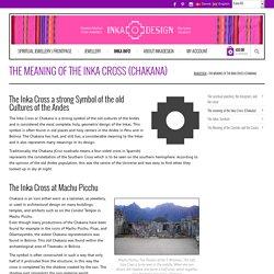 The meaning of the Inka Cross (Chakana) - InkaDesign