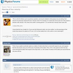 Physics Forums - The Fusion of Science and Community