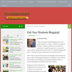10 + 1 Steps to Meaningful Student Blogging