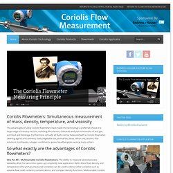 Technical articles & new product information for fluid handling systems