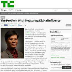 The Problem With Measuring Digital Influence