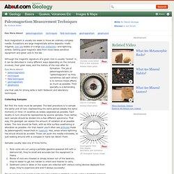 Measuring Paleomagnetism