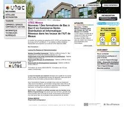 UTEC Meaux / Meaux / Les établissements / ACCUEIL - UTEC