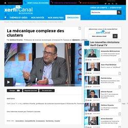 Jérôme Vicente, LEREPS - La mécanique complexe des clusters - Parole d'auteur éco