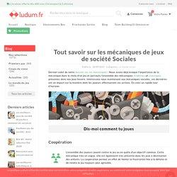 Tout savoir sur les mécaniques de jeux de société Sociales - Ludum.fr