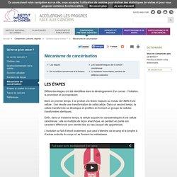 Mécanisme de cancérisation - Qu'est-ce qu'un cancer ?