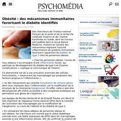 Obésité: des mécanismes immunitaires favorisant le diabète identifiés