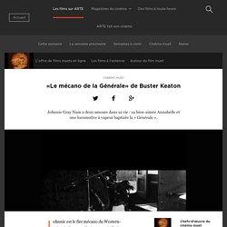 «Le mécano de la Générale» de Buster Keaton