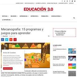 Mecanografía: 15 programas y juegos para aprender