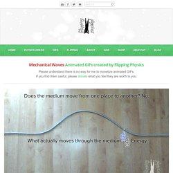 Mechanical Wavse Animated GIFs by Flipping Physics