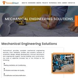Mechanical Engineering Design Solutions