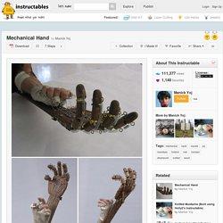 Mechanical Hand - All