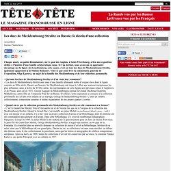 TÊTE-à-TÊTE : Le magazine Franco-Russe en ligne