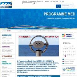 MED 2014-2020